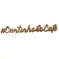 Aplique Cantinho do Café - 30cm..