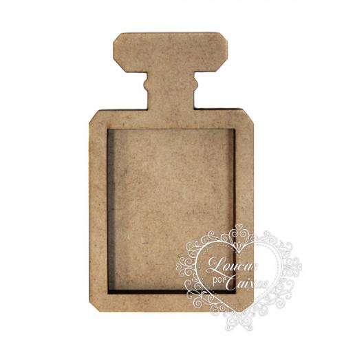 Shaker Box Perfume Chanel - 10x6cm