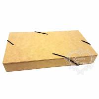 Pasta com Elástico Média - 26,5x20,4x5,3..