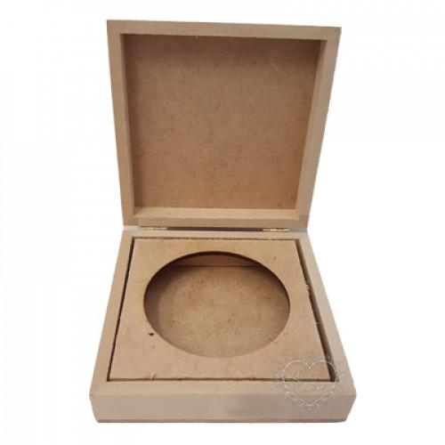 Caixa para 1 Sabonete 11x11x4
