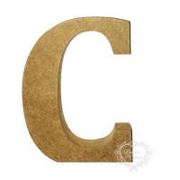 Letra C 18cm alt. 18mm..
