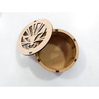 Caixa Redonda Laser - Espírito Santo - 1..