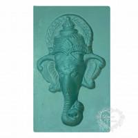 Molde de Silicone - Ganesha Extra G..