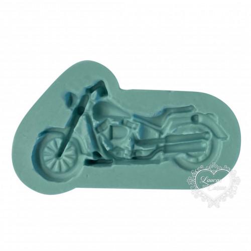 Molde de Silicone - Motocicleta