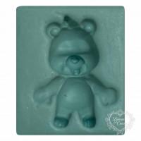 Molde de Silicone - Cute Bears..