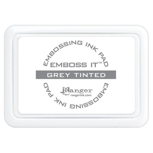 Carimbeira para emboss - Grey Tinted Ranger