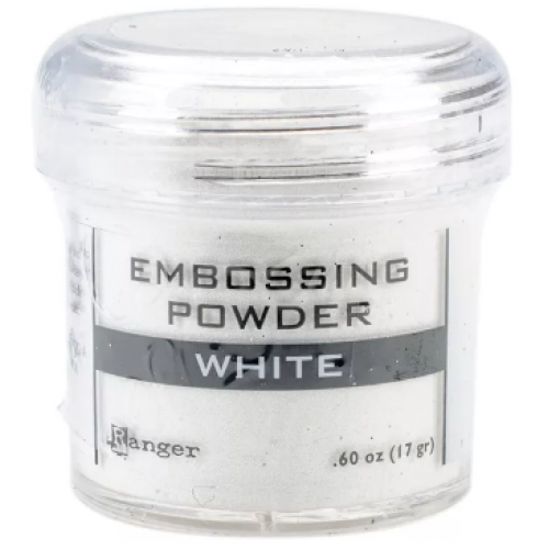 Pó para embossing White