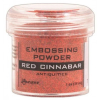 Pó para emboss Antiquities - Red Cinnaba..