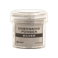 Pó para embossing Silver..