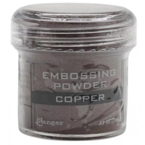 Pó para embossing Copper - cobre