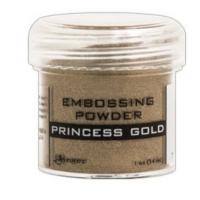 Pó para embossing Princess Gold..