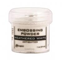 Pó para emboss Antiquities - Weathered W..