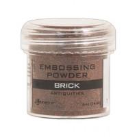 Pó para emboss Antiquities - Brick..
