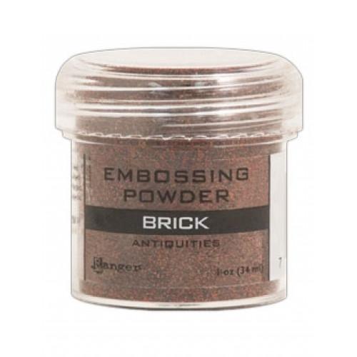Pó para emboss Antiquities - Brick