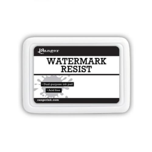 Carimbeira transparente para efeito Resist