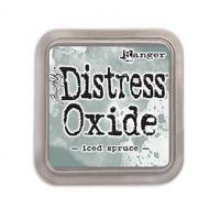Carimbeira Distress Oxide - Iced Spruce..