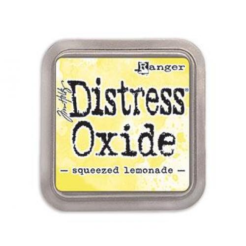 Carimbeira Distress Oxide - Squeezed Lemonade