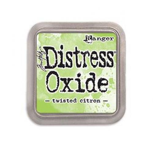 Carimbeira Distress Oxide - Twisted Citron