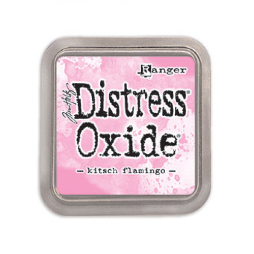 Carimbeira Distress Oxide - Kitsch Flamingo