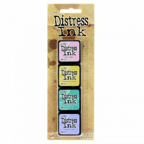 Carimbeira Distress - 4 Mini Pad #4 - 254X254mm