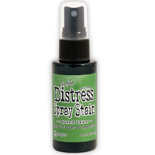 Tinta Distress Spray Stain - Mowed Lawn