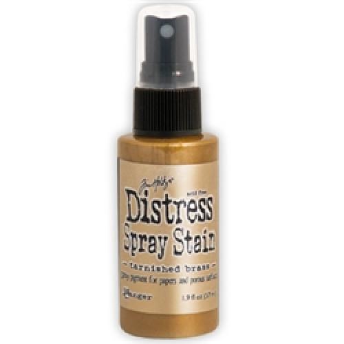 Tinta Spray Stain - Tarnished Brass
