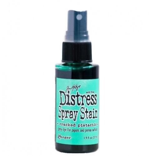 Tinta Distress Spray Stain - Cracked Pistachio