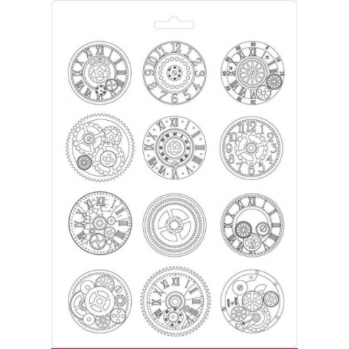 Molde de Plástico - Soft Mould Mechanisms A4