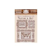 Carimbo Nature is - Atelier - 14x18 cm -..