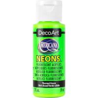 Tinta Decoart Americana Neons Thermal Gr..