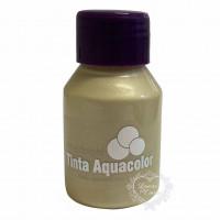 Tinta Aquacolor Algodão Doce Silverbrigh..