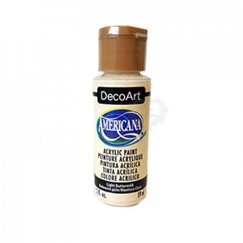 Tinta Decoart Americana Light Buttermilk
