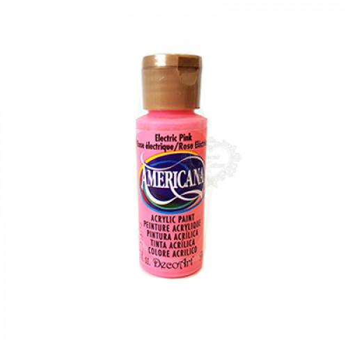 Tinta Decoart Americana Electric Pink