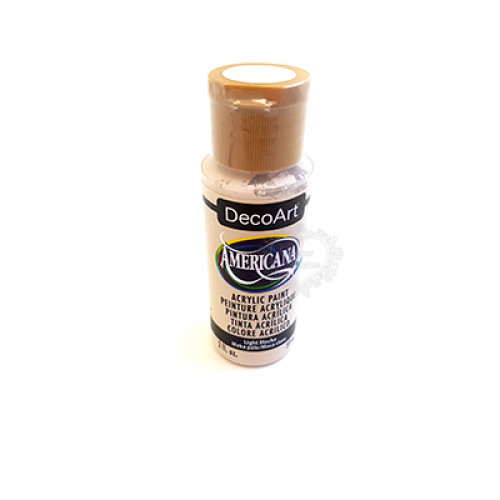 Tinta Decoart Americana Light Mocha
