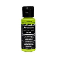 Tinta Multi-surface Americana chartreuse..