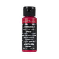 Tinta Multi-surface Americana Red Hot..
