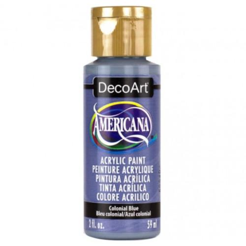 Tinta Decoart Americana Colonial Blue
