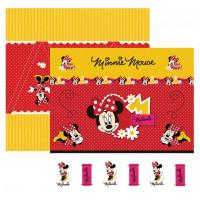 Papel para Scrap Dupla Face Minnie Mouse..