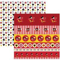 Papel para scrap df mickey mouse 1 selos..