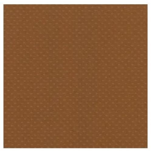 Papel para scrap cardstock bolinhas ii cafe 30,5x30,5