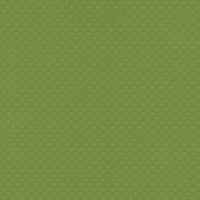 Papel  Scrap Cardstock Bolinhas Ii Verde..