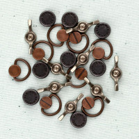 Mechanicals - Vintage trinkets Screws - ..