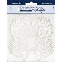 Chipboard  Wings - Sir Vagabond  - 9,5 x..
