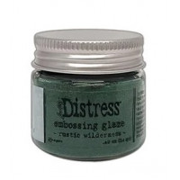 Pó para embossing Distress Glaze - Rusti..