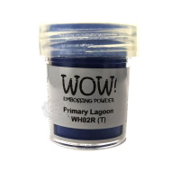 Pó Emboss - WOW! - Primar Lagoon..