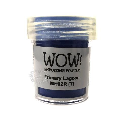 Pó Emboss - WOW! - Primar Lagoon