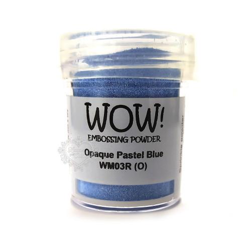 Pó Emboss - WOW! - Opaque Pastel Blue
