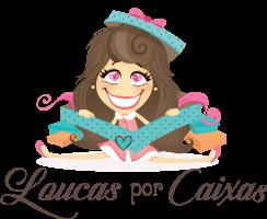 Logo Comercial Loucas por Caixas
