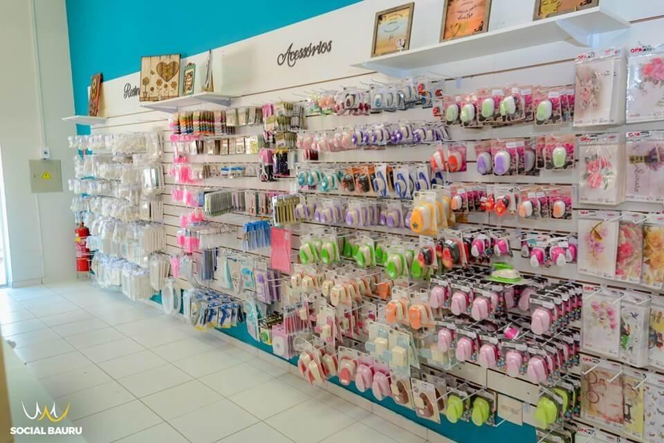Interior da Loja Loucas por Caixas